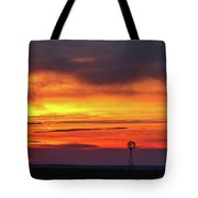 Then Came The Morning Tote Bag