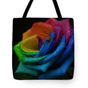 Then There Was Rain Tote Bag