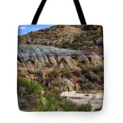 Theodore Roosevelt National Park #1 Tote Bag