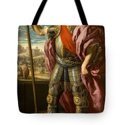 Theodoric King Of The Goths Tote Bag