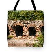 Theodosian Walls - View 13 Tote Bag