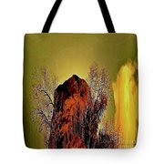 Theophany Tote Bag