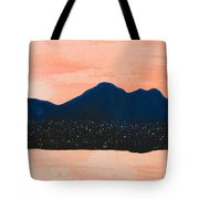 There Are No Mountains In Michigan Tote Bag
