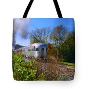 There Is Always An End Tote Bag