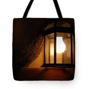 There Is Light In The Dark Tote Bag