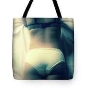 There She Is Tote Bag