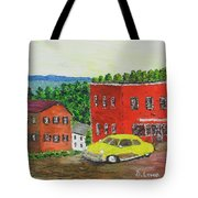 There Was A Time Tote Bag