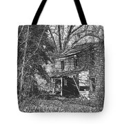 There Was Joy In This House Tote Bag