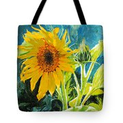 There's A New Bud In Town Tote Bag by Chris Steinken