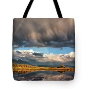 Theres A Rainbow In Every Storm Tote Bag