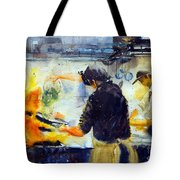 There's A Rush On Tote Bag