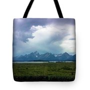 There's A Storm Coming... Tote Bag