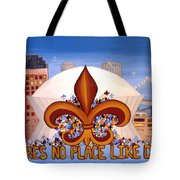 There's No Place Like Dome Tote Bag