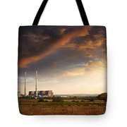 Thermoelectrical Plant Tote Bag