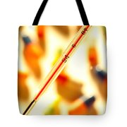 Thermometer Whigh Fever Tote Bag