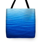 These Are Water Reflections In Lake Tote Bag