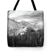 These Mountains Tote Bag