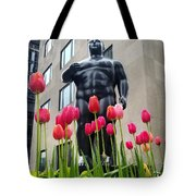 These Tulips Are For You Tote Bag