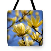 They Also Come In Yellow Tote Bag