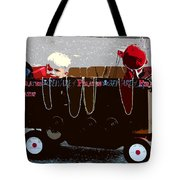 They Be Pirates Tote Bag