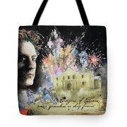 They Dreamed Of Texas Tote Bag