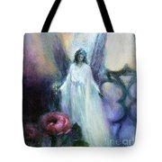 They Wait, Seasons Greetings Tote Bag