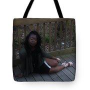 Thic B 5  Tote Bag
