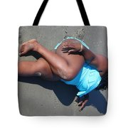 Thick Beach 2 Tote Bag