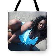 Thick Beach 5 Tote Bag