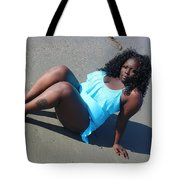 Thick Beach  Tote Bag