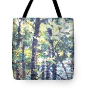 Thick Of The Forest Tote Bag