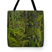 Thick Rainforest Tote Bag