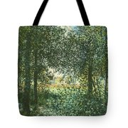 Thicket  The House Of Argenteuil Tote Bag