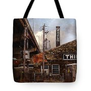 Thiele Tanning Tote Bag