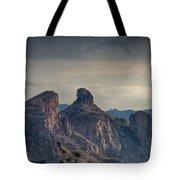 Thimble Peak Sunrise Tote Bag