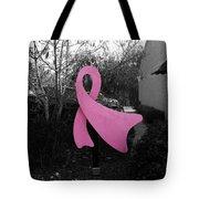 Think Pink Tote Bag
