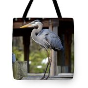 Thinking About Lunch Tote Bag