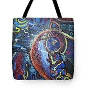 Thinking Of Home Tote Bag