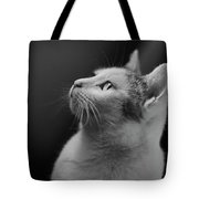 Thinking Of Mouse  Tote Bag