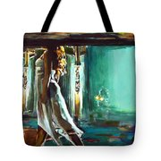 Thinking Out Loud Tote Bag