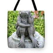 Thinking Tote Bag