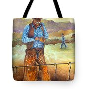 Think'n Out The Day Tote Bag