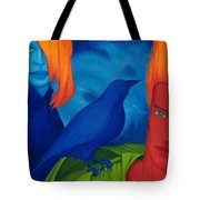 Thinkng Abaut Separation. Tote Bag
