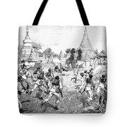 Third Burmese War, 1885 Tote Bag