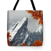 Third Flatiron Tote Bag