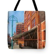 Third Ward - Broadway Awning Tote Bag