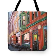 Third Ward - Swig And Palm Tote Bag