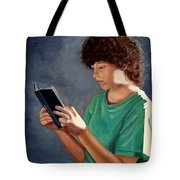 Thirst For Knowledge Tote Bag