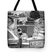 Thirties Roadster Tote Bag