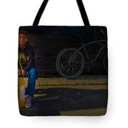Driven To My Goal Tote Bag